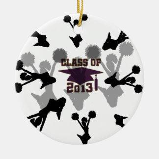 oro de 2013 púrpuras ornaments para arbol de navidad