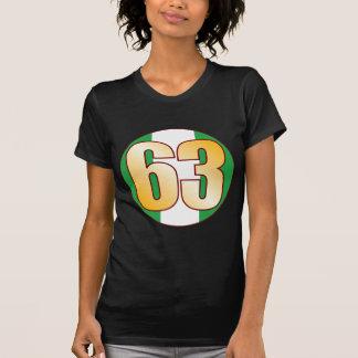 Oro de 63 NIGERIA Camiseta