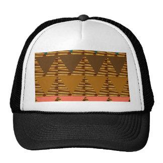Oro de NOVINO, Brown, símbolos, regalo artístico B Gorras De Camionero