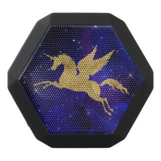 Oro del azul de la constelación de la galaxia de altavoz con bluetooth