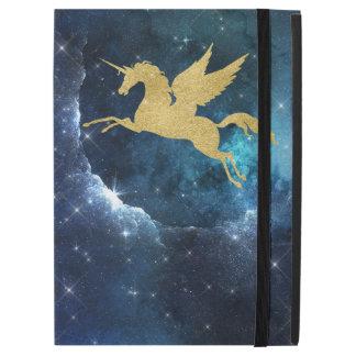 """Oro del azul de la constelación de la galaxia de funda para iPad pro 12.9"""""""