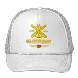 Oro del CSS Shenandoah (emblema de la marina de gu Gorras De Camionero