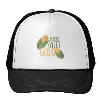Oro dulce gorras