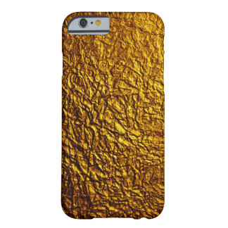 Oro Funda Barely There iPhone 6