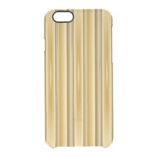 Oro Funda Clearly™ Deflector Para iPhone 6 De Uncommon