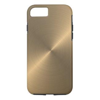 Oro Funda iPhone 7