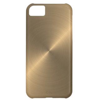 Oro Funda Para iPhone 5C