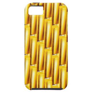 Oro iPhone 5 Case-Mate Cárcasa