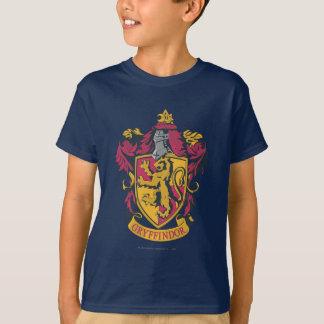 Oro y rojo del escudo de Harry Potter el | Camiseta