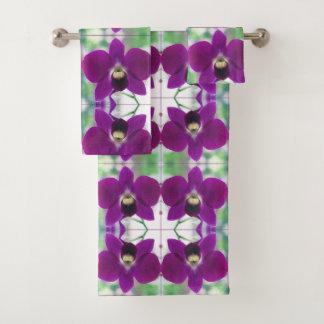 Orquídea púrpura
