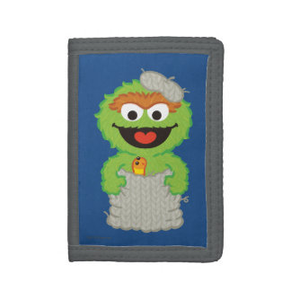 Óscar que las lanas del Grouch diseñan