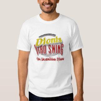 oscilación del otro del logotipo, flujo de Que Camiseta