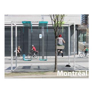 Oscilaciones del Musical de Montreal Postal