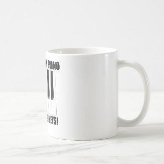 Oscilo las llaves taza de café