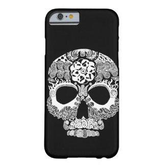 Oscuridad de Bella Muerte del La para el iPhone Funda Barely There iPhone 6