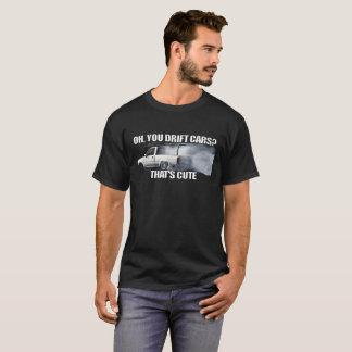 Oscuridad de Meme del camión de la deriva de Camiseta