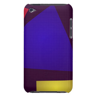Oscuridad del Minimalism Barely There iPod Protector