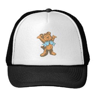 Osito de peluche teddy bear gorra