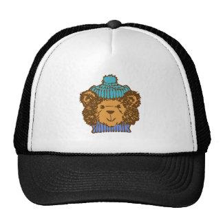 Osito de peluche teddy bear gorras de camionero