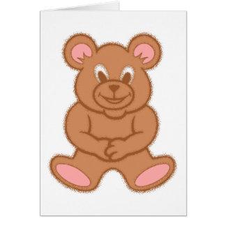 Osito de peluche teddy bear felicitaciones