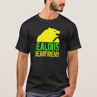 Oso celoso del amarillo de Bearfriend Camiseta
