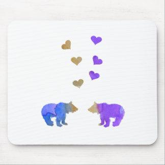 Oso Cubs Alfombrilla De Ratón