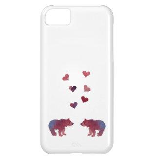 Oso Cubs Carcasa iPhone 5C