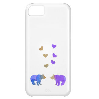 Oso Cubs Carcasa Para iPhone 5C