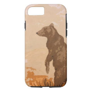 Oso de Brown Funda iPhone 7