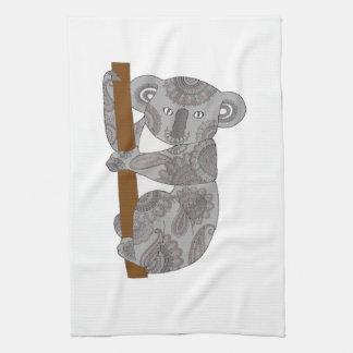 Oso de koala paño de cocina
