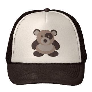 Oso de panda de Brown Gorros