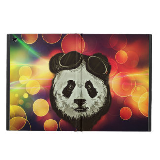 Oso de panda elegante