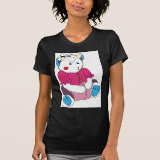 Oso de peluche camiseta