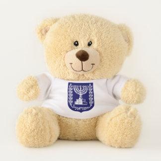 Oso De Peluche El emblema de Israel - versión del Knesset