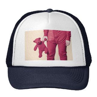 oso de peluche gorras de camionero