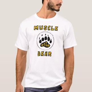 Oso del músculo camiseta