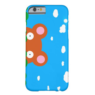 Oso Funda Para iPhone 6 Barely There