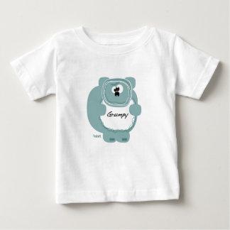 Oso gruñón por Sorbert Camiseta De Bebé