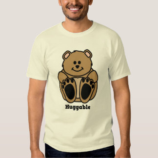Oso Huggable Camiseta