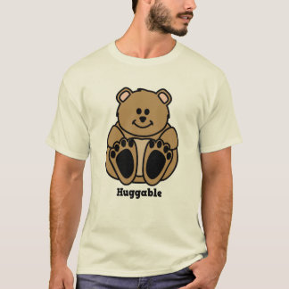 Oso Huggable Camiseta