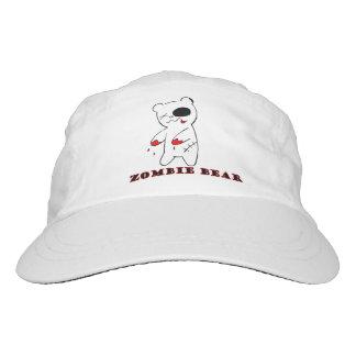 oso punky del zombi gorra de alto rendimiento