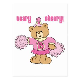 Oso que anima alegre de Beary Postal