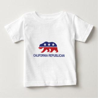 Oso republicano de California Camisetas