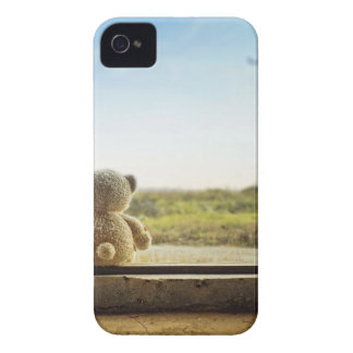 Oso solo iPhone 4 Case-Mate protector
