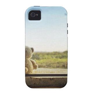 Oso solo iPhone 4/4S carcasas
