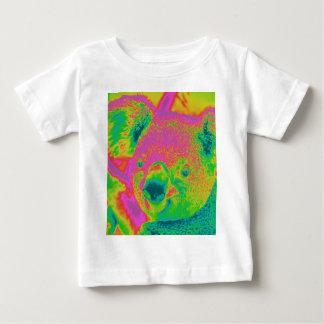 osos de koala fluorescentes camisetas