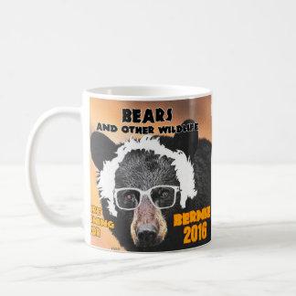 Osos para Bernie Taza De Café