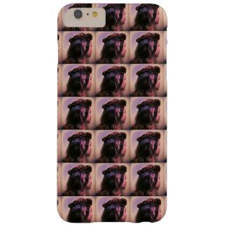 Otro caso del iPhone 6/6s del tiempo Funda Barely There iPhone 6 Plus
