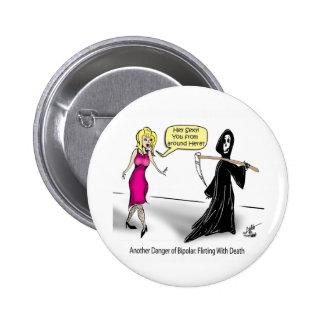 Otro peligro de bipolar El ligar con muerte Pin