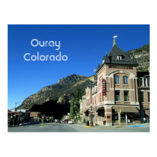 Ouray, postal de Colorado